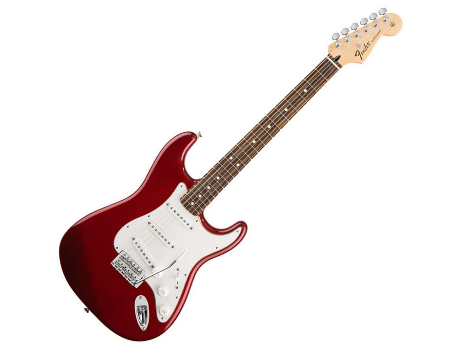 Fender Mexican Stratocaster Candy Apple Red 2006