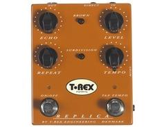T rex engineering replica delay echo pedal s