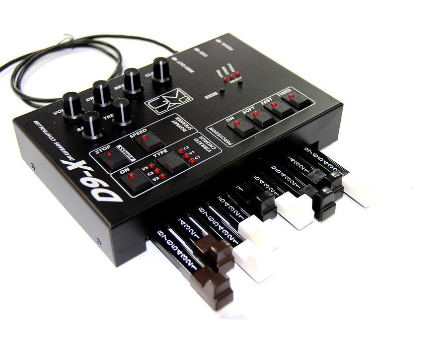 Gm labs dx9 midi drawbar controller xl