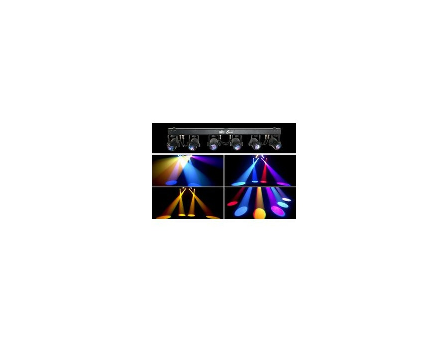Chauvet 6 Spot Lighting System (LED)