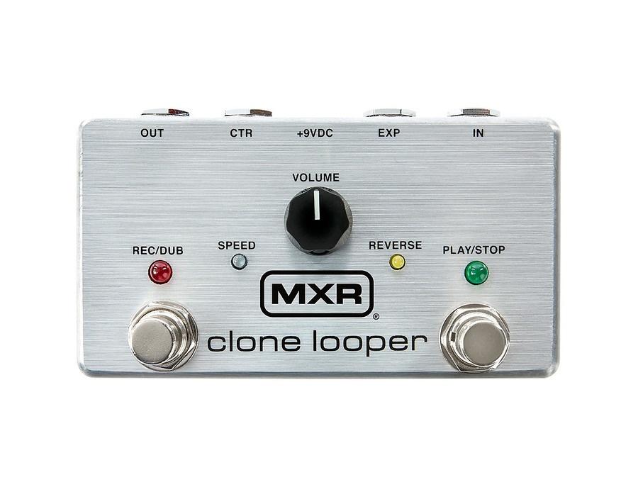Mxr clone looper xl
