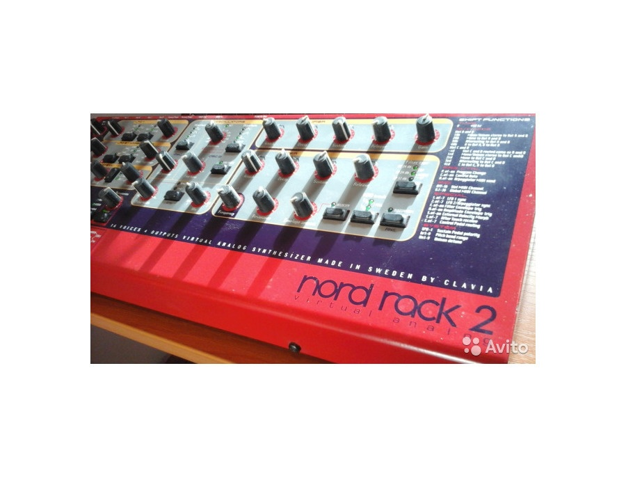 Nord rack 2 xl