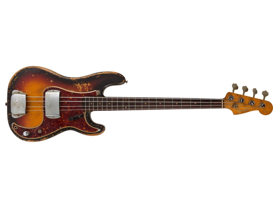 Fender Precision Bass Sunburst
