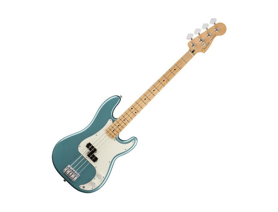 Fender player precision bass in tidepool xl