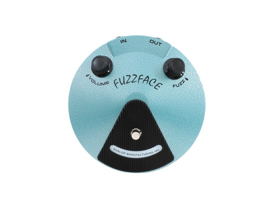Jimi Hendrix Fuzz Face Distortion Pedal