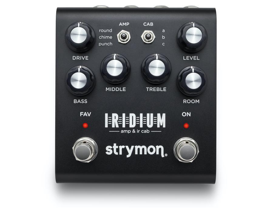 Strymon iridium amp ir cab xl