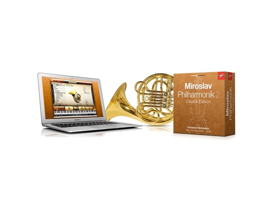 Miroslav philharmonik 2 ce xl