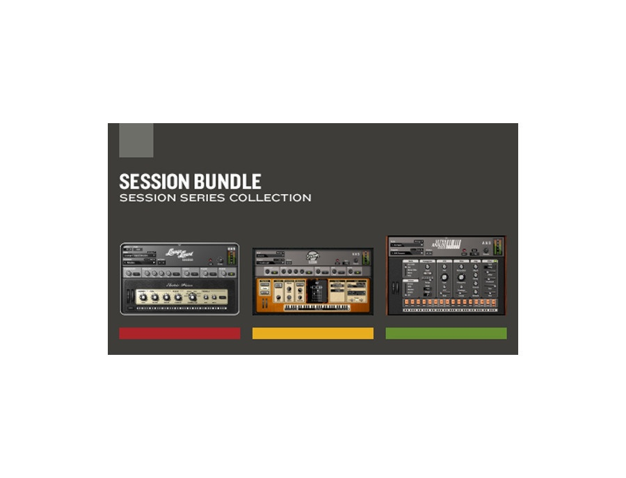 Applied Acoustics Systems: Session Bundle