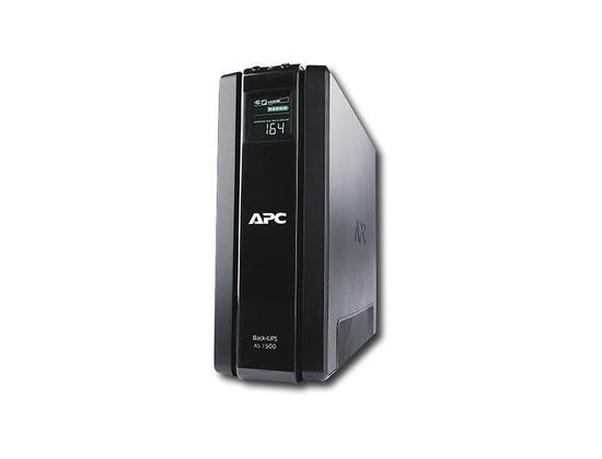 APC - Back-UPS XS 1500 VA Tower UPS - Black