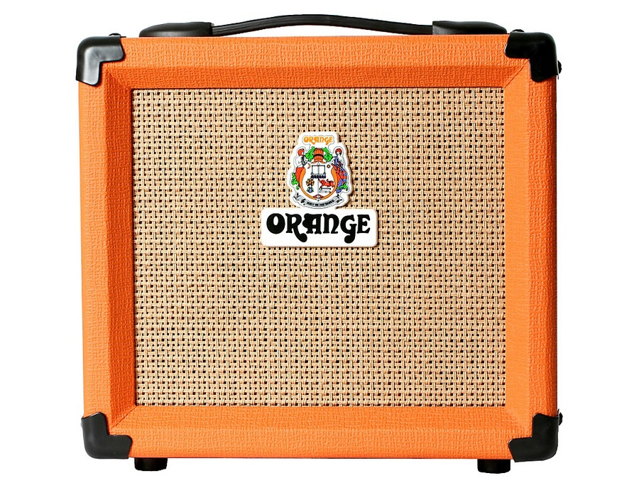 Orange Amplifiers Crush PiX Series CR12L 12W 1x6 Guitar Combo Amp