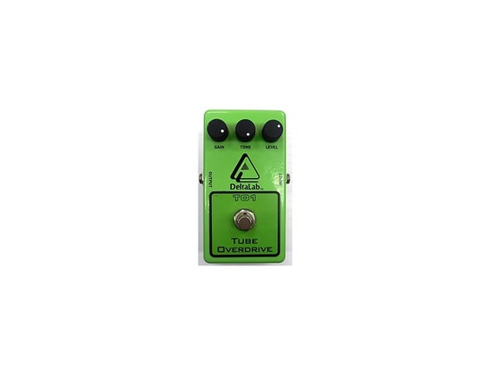 Deltalab TO1 Tube Overdrive