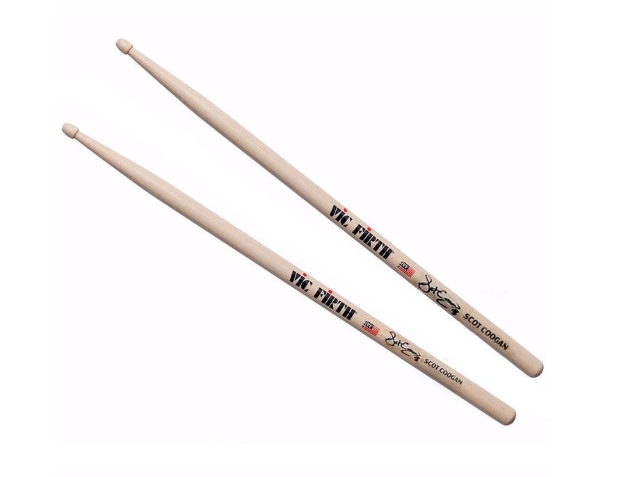 Vic Firth Scot Coogan Signature Drumsticks