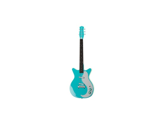 Danelectro 59M NOS+ Baby Come Back Blue