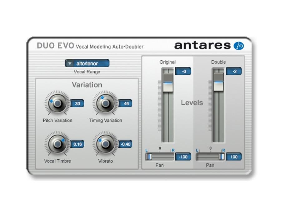 Antares SYBIL EVO Variable frequency De-Esser