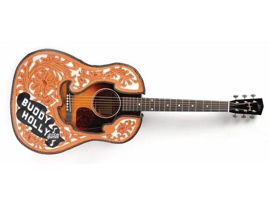 Atkins J-45 Buddy Holly replica
