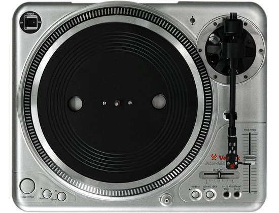 Vestax PDX-2000 Turntables