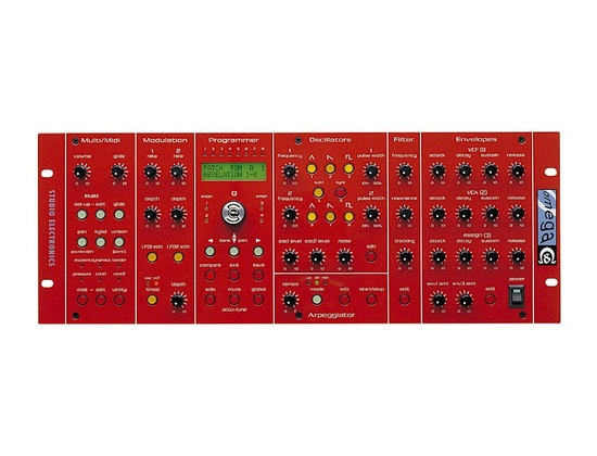 Studio Electronics Omega 8