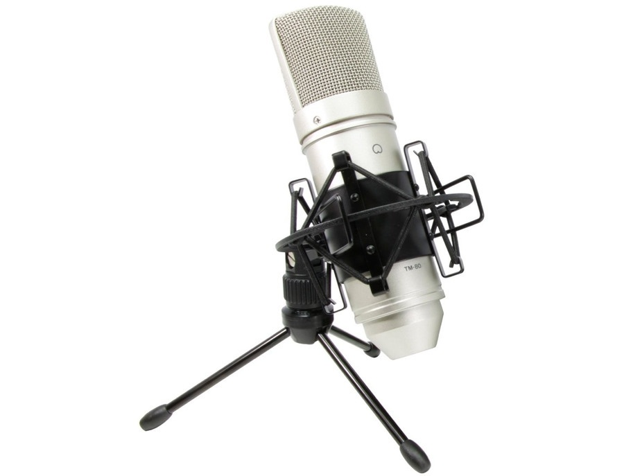 Tascam microphone tm 80 xl