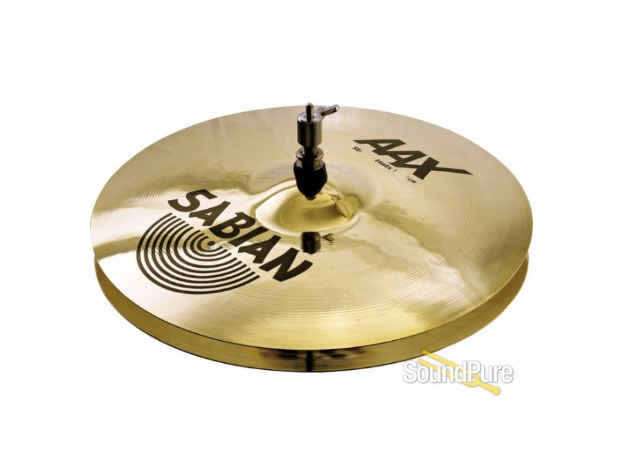 Sabian aax stage hi hat 13 xl