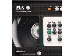 Vhs sound degradation suite s