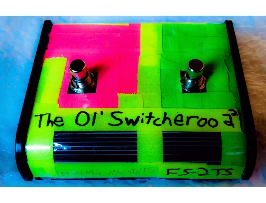 The Ol' Switcheroo 2^2 FS-2TS