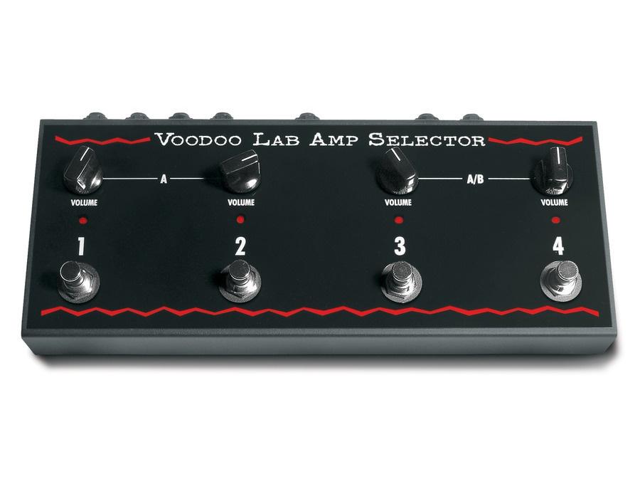 Voodoo lab amp selector xl