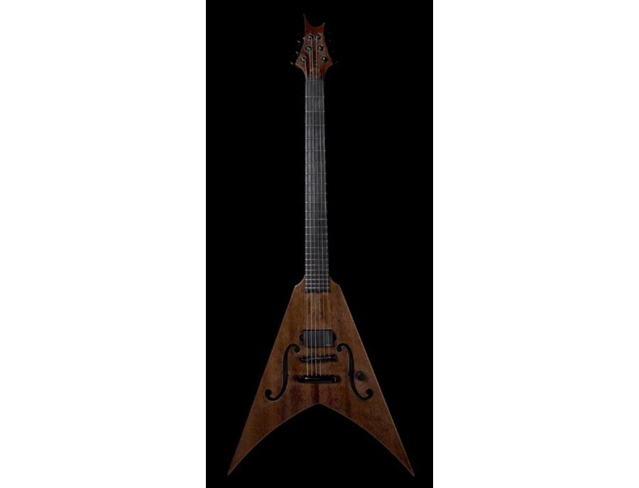 Rufini guitars fga flying v xl