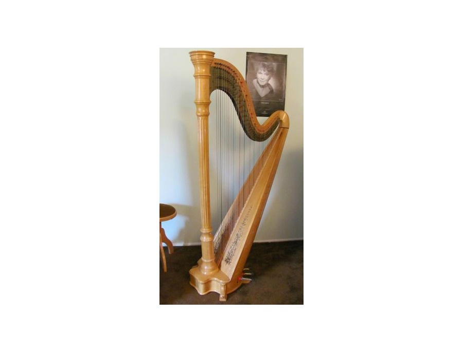 Lyon healy style 15 harp xl