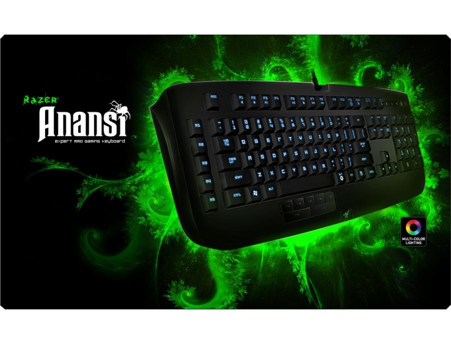 Razer Anansi Keyboard