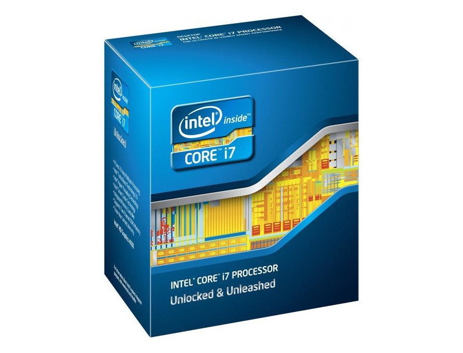 Intel I7 3770k
