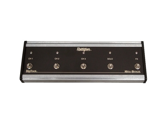 "Mesa Boogie ""Bigfoot"" Rectifier Foot Controller"