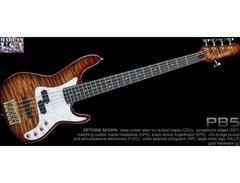 Kiesel-pb5-5-string-bass-s