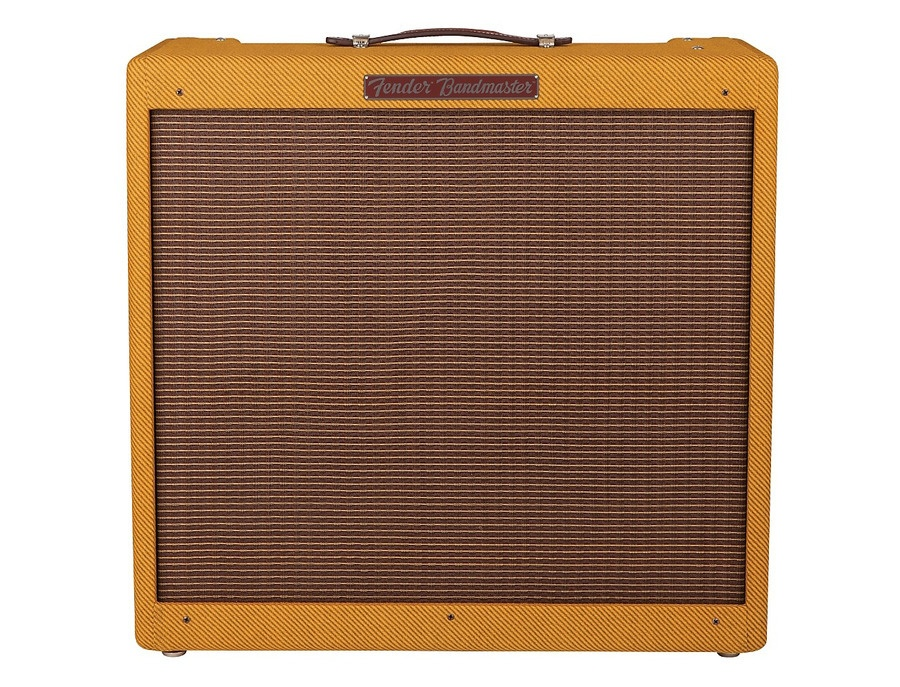 Fender Custom Series '57 Bandmaster Tube Hand-Wired Guitar Combo Amplifier