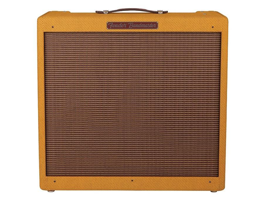 Fender Custom Series '57 Bandmaster Tube Hand-Wired Guitar Combo Amplifier