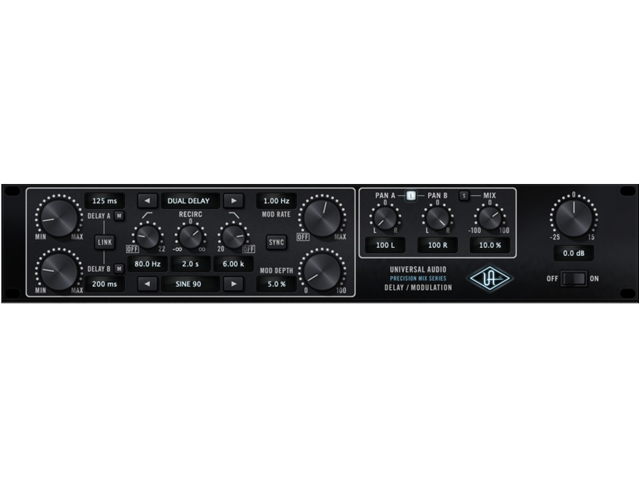 Universal audio precision reflection engine xl