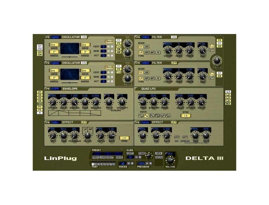 LinPlug Delta III