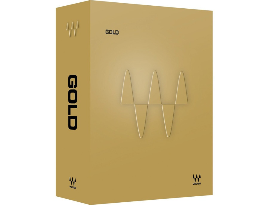 Waves gold native bundle xl