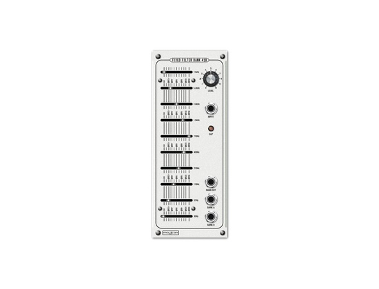 Modcan Fixed Filter Bank 41B