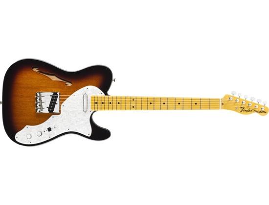 Fender 1974 Vintage Thinline Telecaster Sunburst
