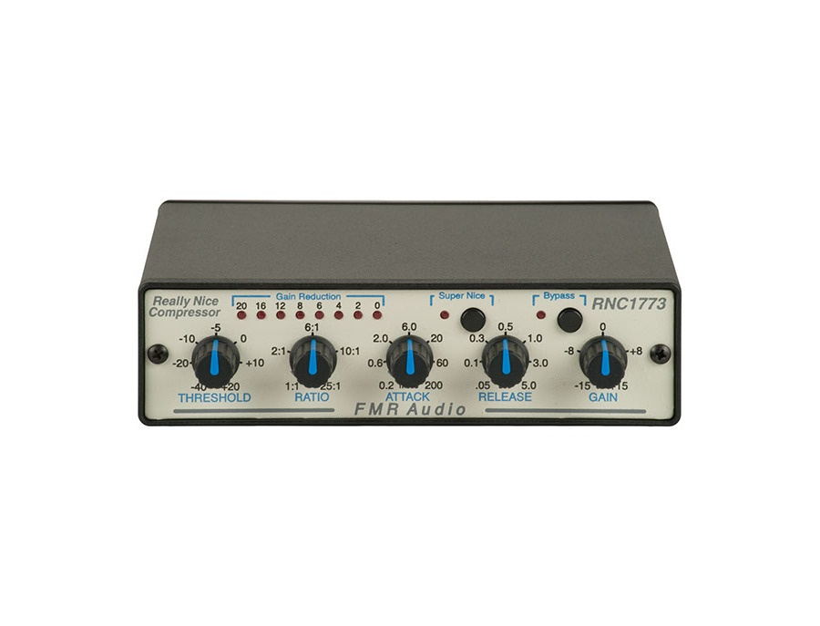 Fmr audio rnc1773 really nice compressor xl