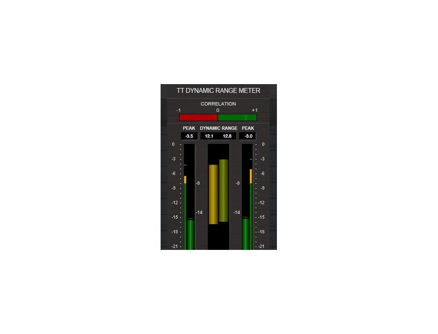 TT Dynamic range meter