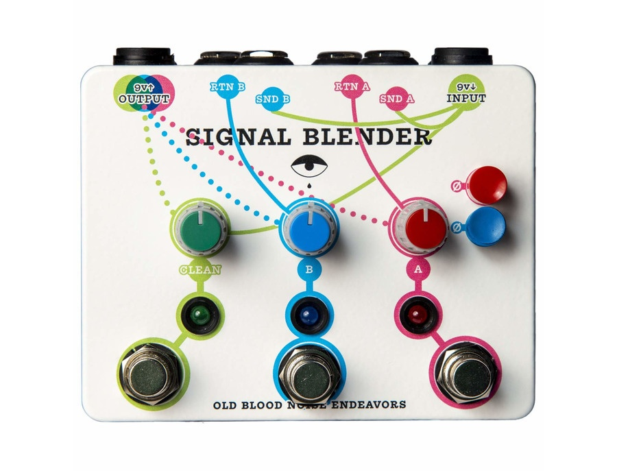 Old blood noise endeavors signal blender xl