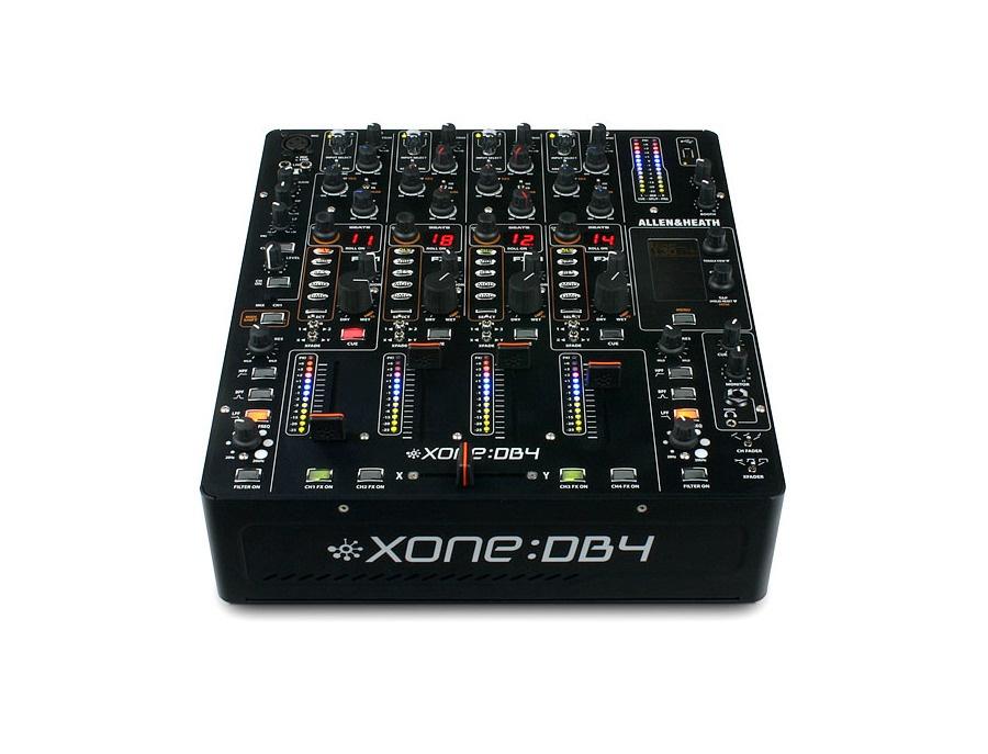 Allen & Heath Xone: DB4 DJ Mixer