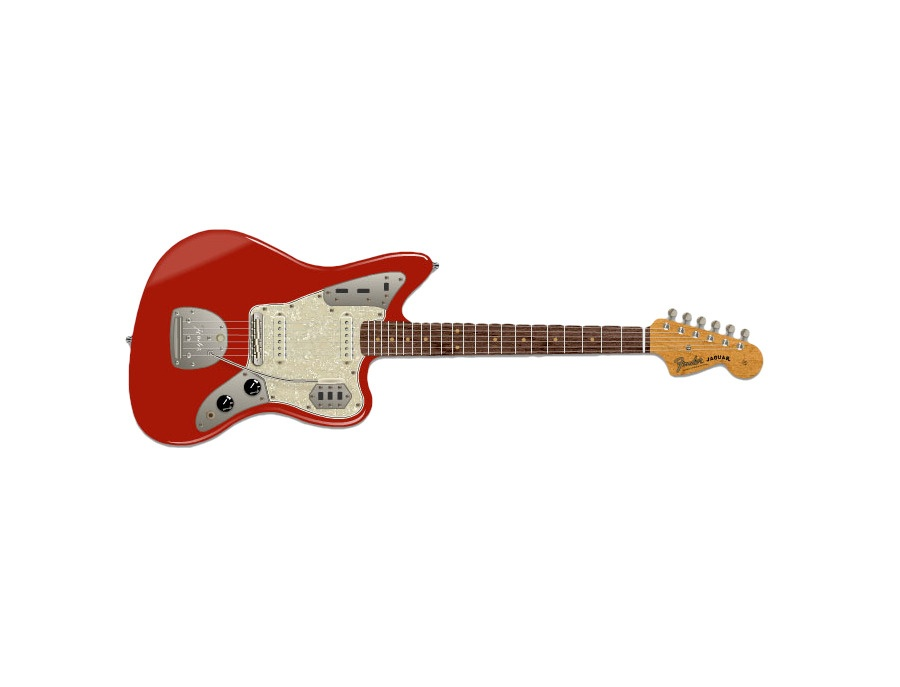 Fender Jaguar Reissue Electric Guitar
