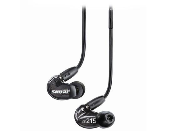 Shure SE215 In-Ear Monitor Headphones