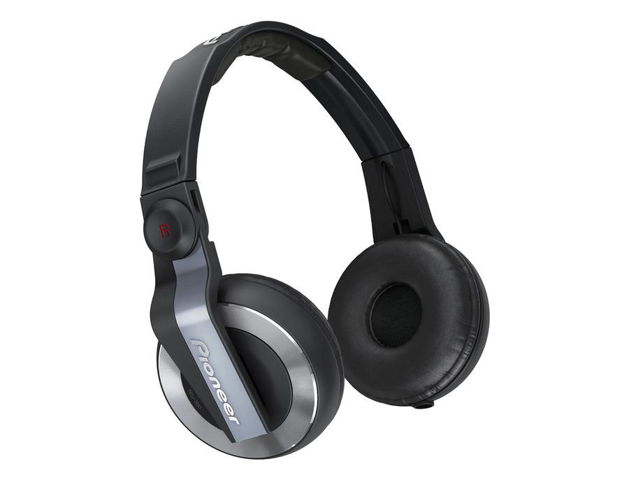 Pioneer HDJ-500 DJ Headphones (Black)