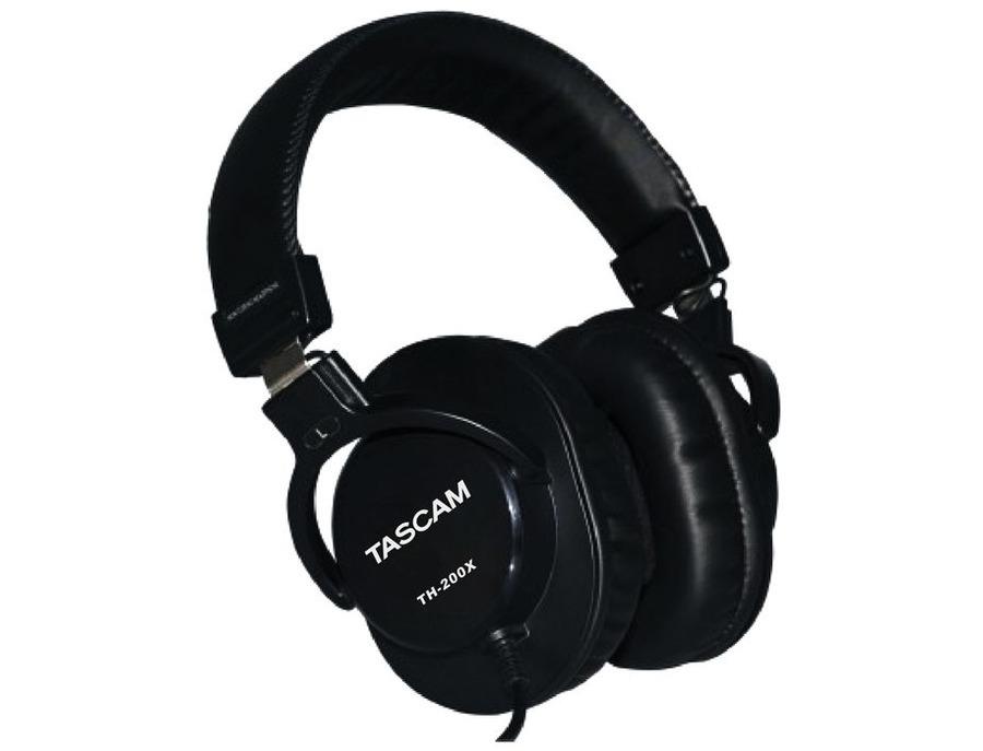Tascam th 200x studio headphones xl