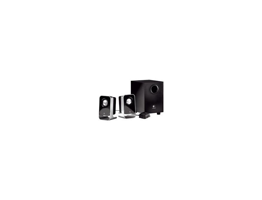 Logitech LS21 Multimedia speakers