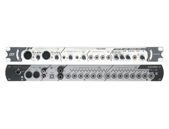 ESI M8U XL USB MIDI interface
