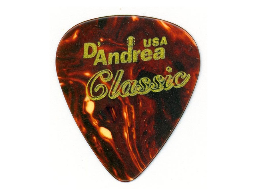 D'andrea Medium Guitar Picks